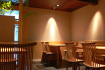 飲食店 店舗設計 監理:木造 町家改修