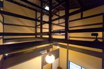 店舗付住宅(工房)/木造2階建て