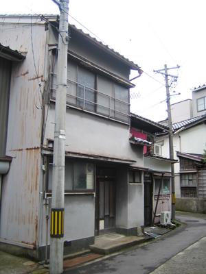 住宅改修:森山の家 既存1/石川 金沢