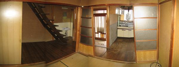 住宅改修:森山の家 既存2/石川 金沢