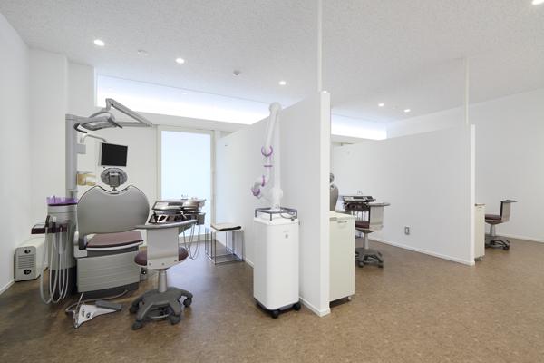 医院:なんぶ歯科クリニック 石川 金沢 診察室