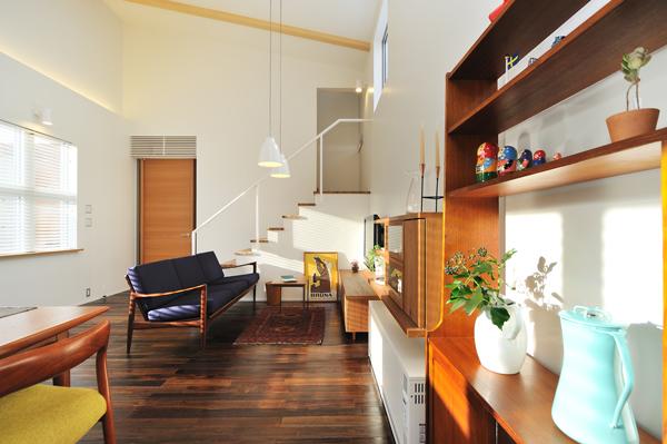 住宅設計 志賀の家10