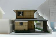 伝統的な街並み/住宅/木造2階建て