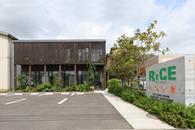 RICE HAIRDESIGN/美容室 新築 店舗付住宅 設計監理 石川県金沢市